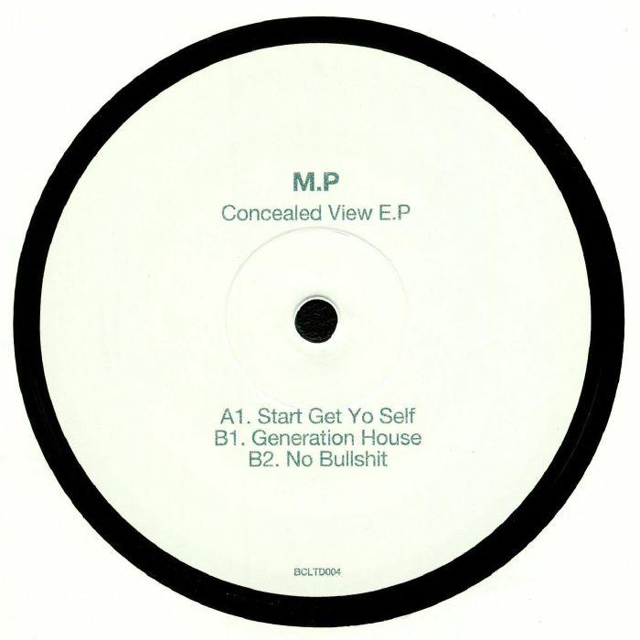 MP aka MIHAI POPESCU - Concealed View EP