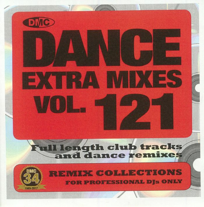 VARIOUS - Dance Extra Mixes Vol 121: Remix Collections For Professional DJs (Strictly DJ Only)