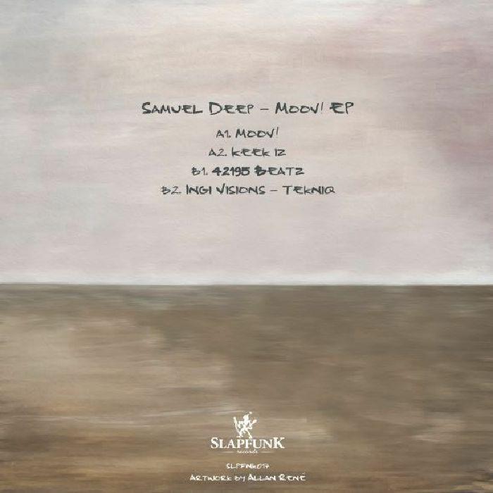 SAMUEL DEEP/INGI VISIONS - MOOV! EP