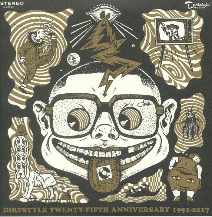 DIRTSTYLE aka DJ Q BERT - Dirtstyle 25th Anniversary 1992-2017