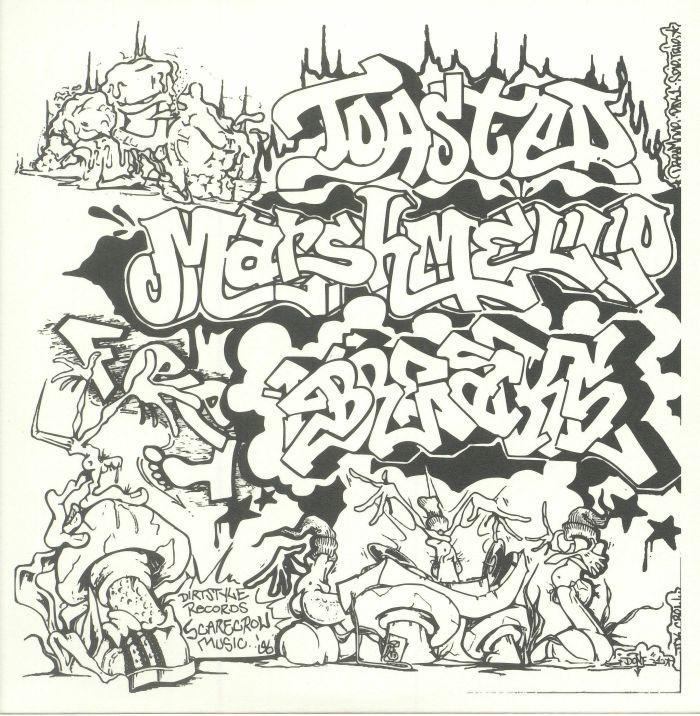 DARTH FADER/SCARECROW WILLY aka DJ Q BERT - Toasted Marshmellow Feet Braxe (25th Anniversay Edition)