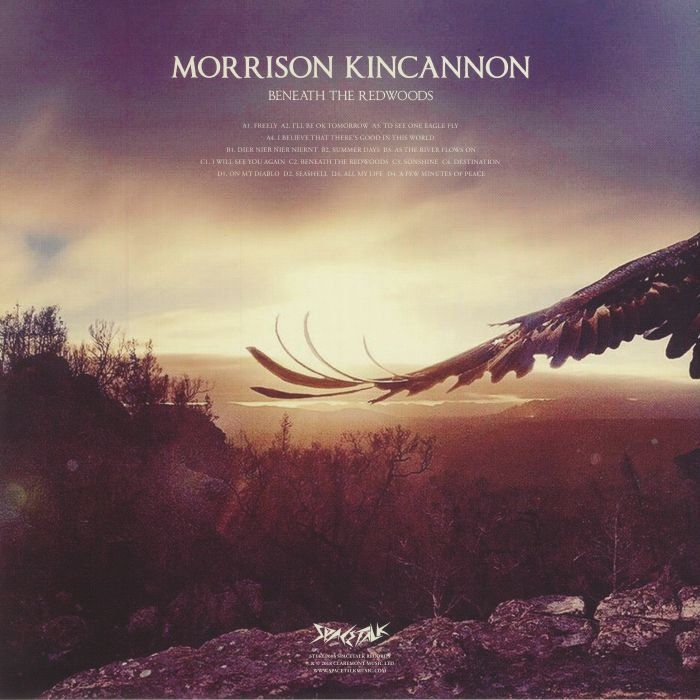 KINCANNON, Morrison - Beneath The Redwoods