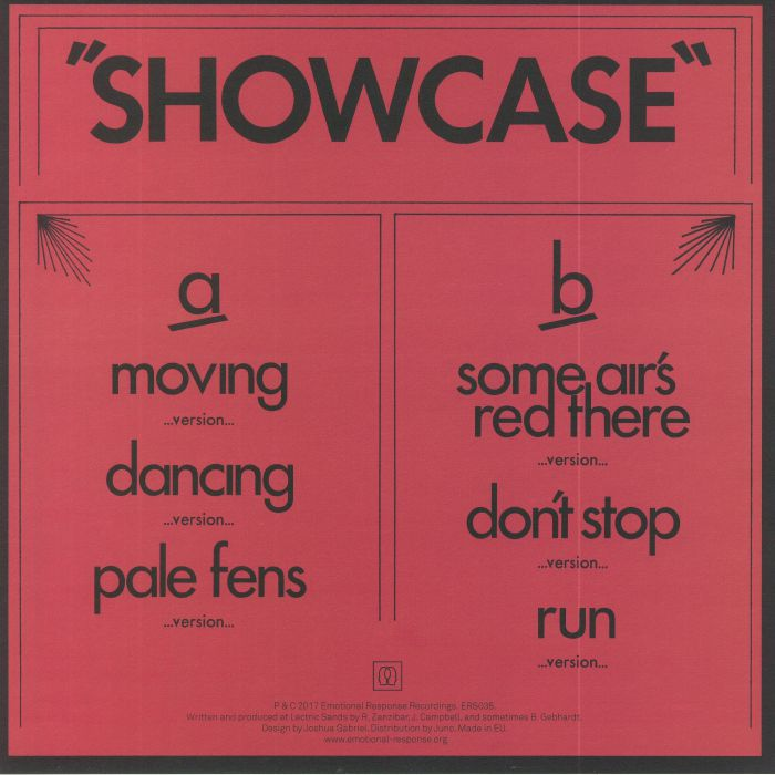 OUT 2 - Showcase