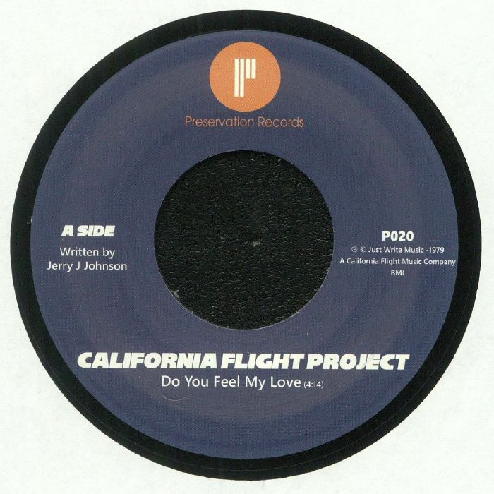 California flight project do you feel my love vinyl at for Do my project