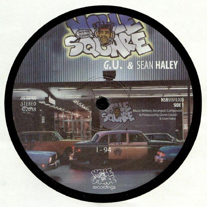 UNDERGROUND, Glenn/SEAN HALEY - I-94