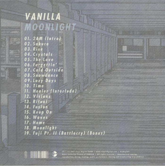 VANILLA - Moonlight