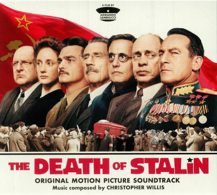 WILLIS, Christopher - The Death Of Stalin (Soundtrack)