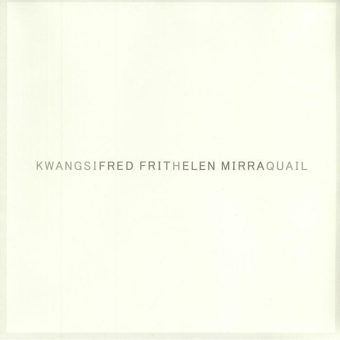 FRITH, Fred/HELEN MIRRA - Kwangsi Quail