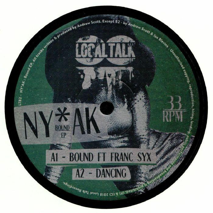 NY AK - Bound EP