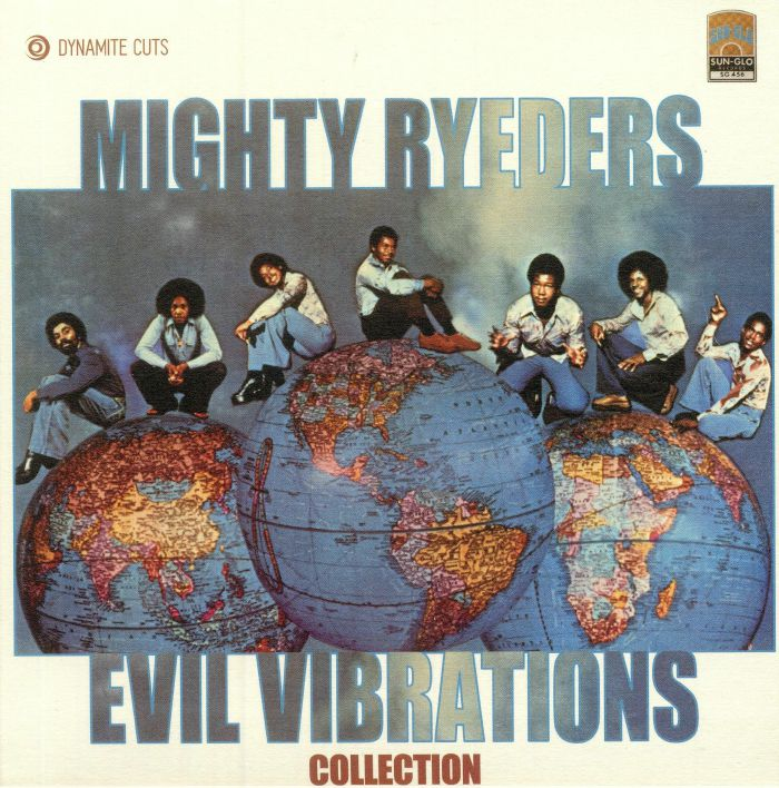 MIGHTY RYEDERS, The - Evil Vibrations Collection