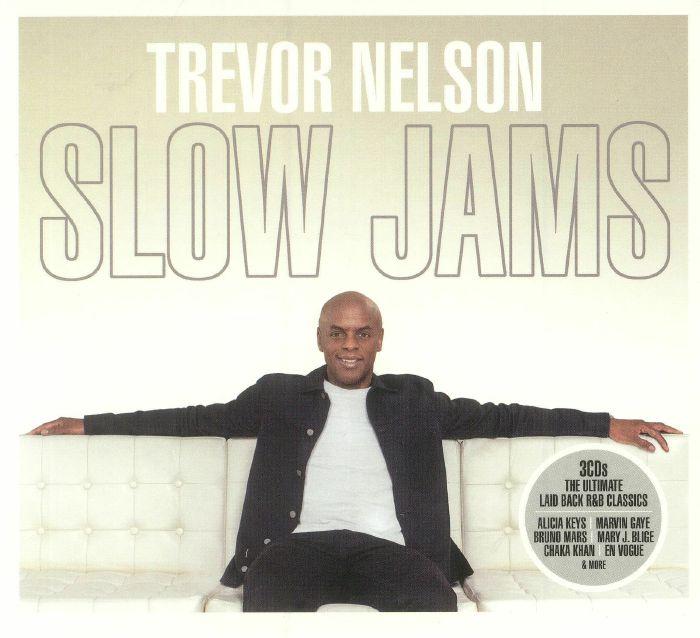 NELSON, Trevor/VARIOUS - Slow Jams