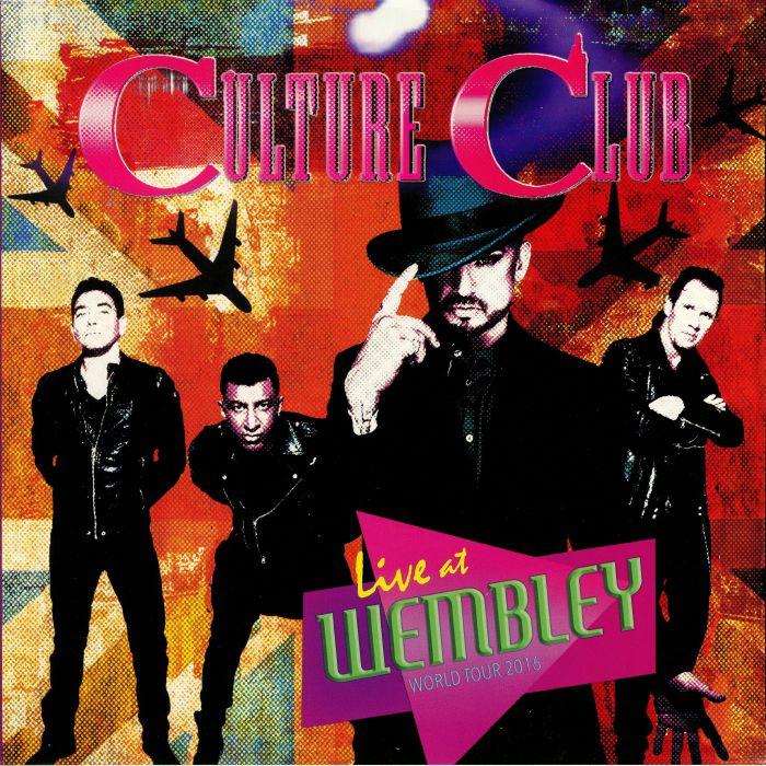 CULTURE CLUB - Live At Wembley: World Tour 2016
