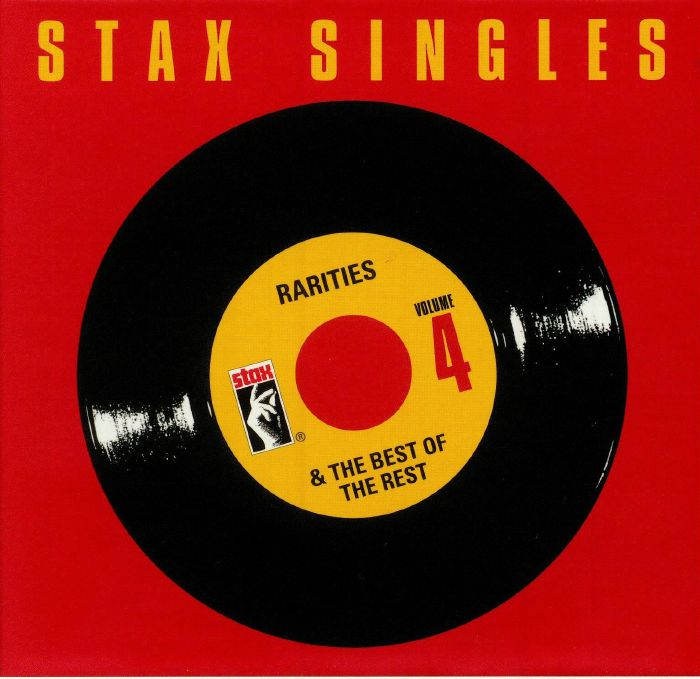 VARIOUS - Stax Singles Volume 4: Rarities & The Best Of The Rest