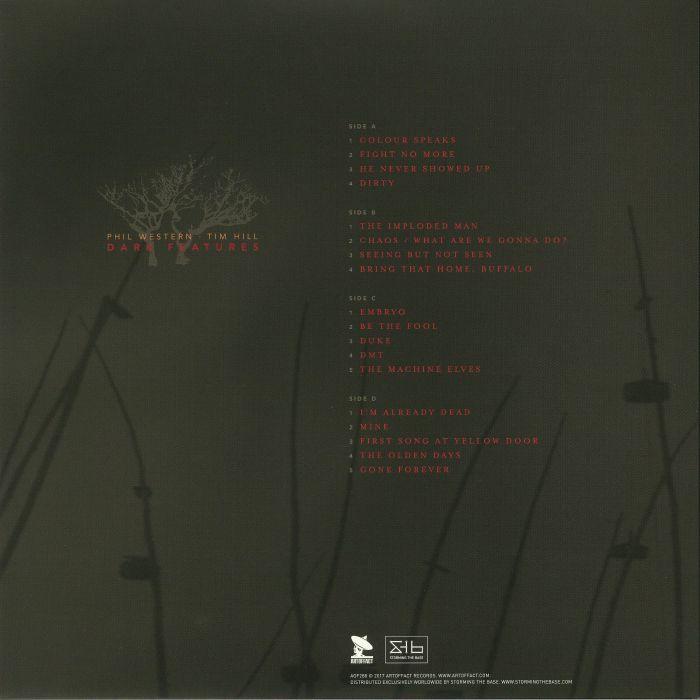 WESTERN, Phil/TIM HILL - Dark Features
