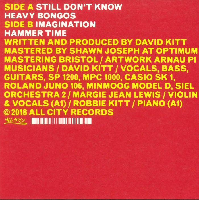 KITT, David - Still Don't Know