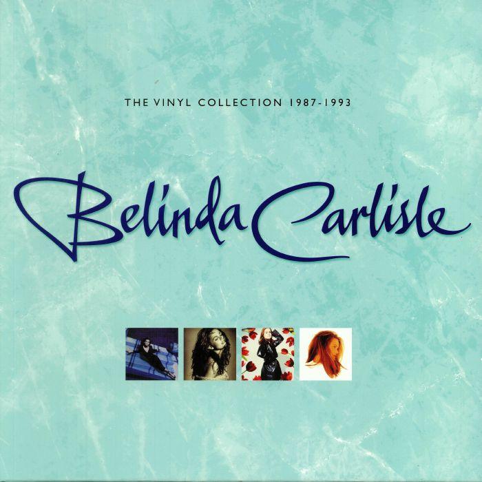 CARLISLE, Belinda - The Vinyl Collection 1987-1993