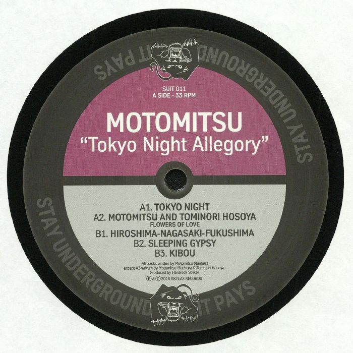MOTOMITSU - Tokyo Night Allegory