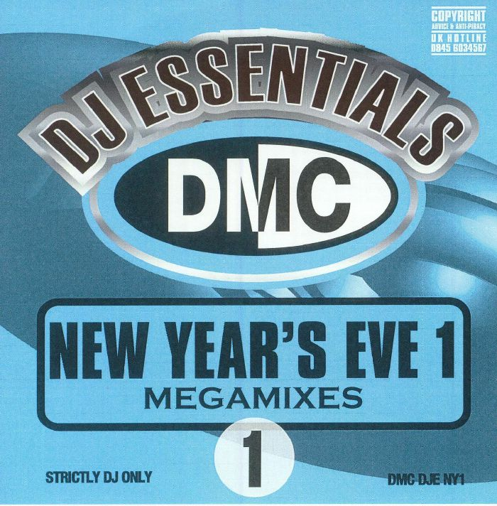 VARIOUS - DJ Essentials: New Years Eve Part 1 (Strictly DJ Only)