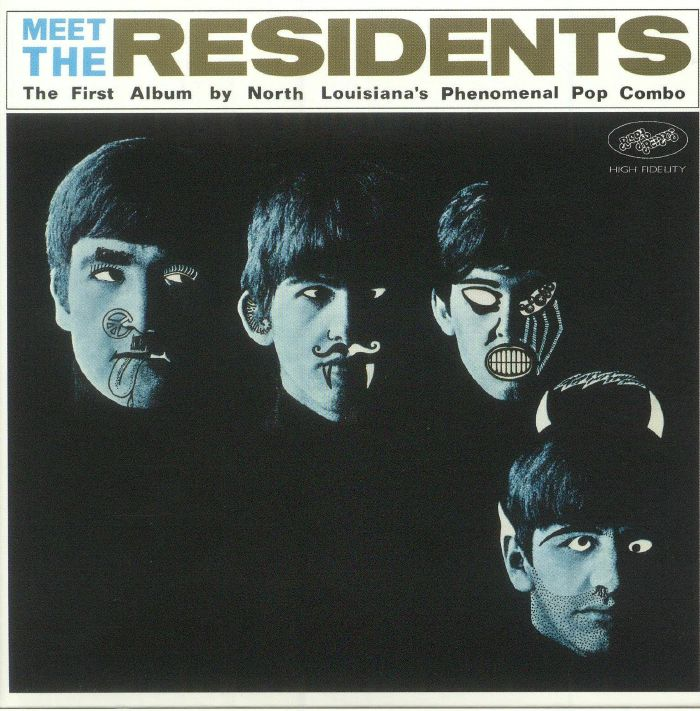 RESIDENTS, The - Meet The Residents (remastered)