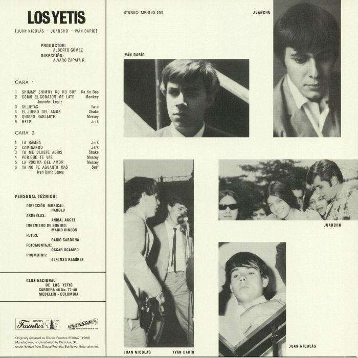 LOS YETIS - Los Yetis