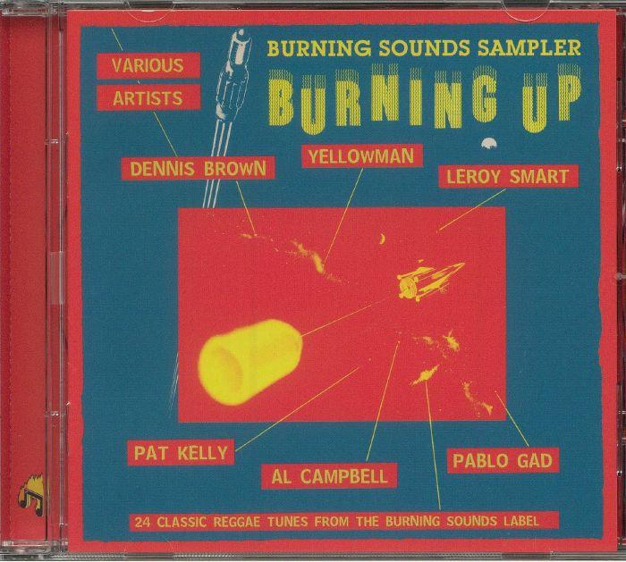 VARIOUS - Burning Sounds Sampler: Burning Up