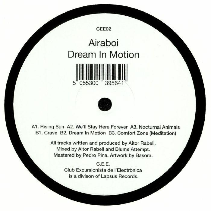AIRABOI - Dream In Motion