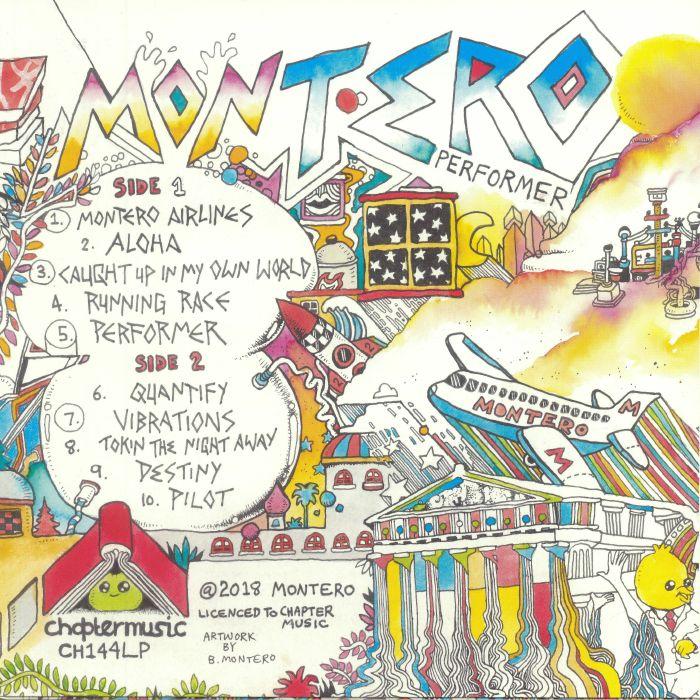 MONTERO - Performer