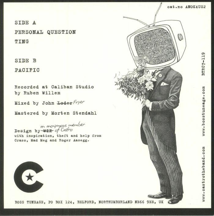 CASTRO - Personal EP