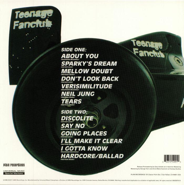 Teenage Fanclub Grand Prix Reissue Vinyl 180 Gram