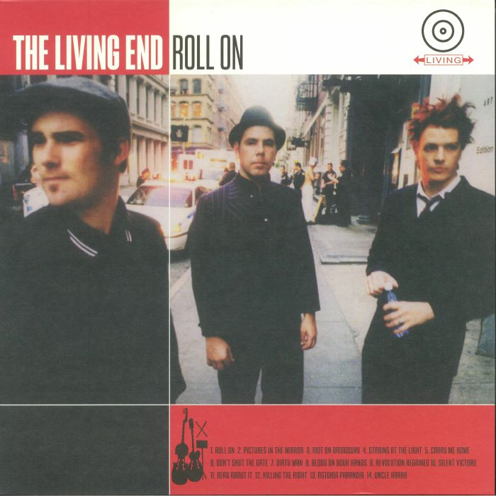 LIVING END, The - Roll On (reissue)