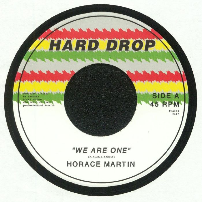 MARTIN, Horace - We Are One