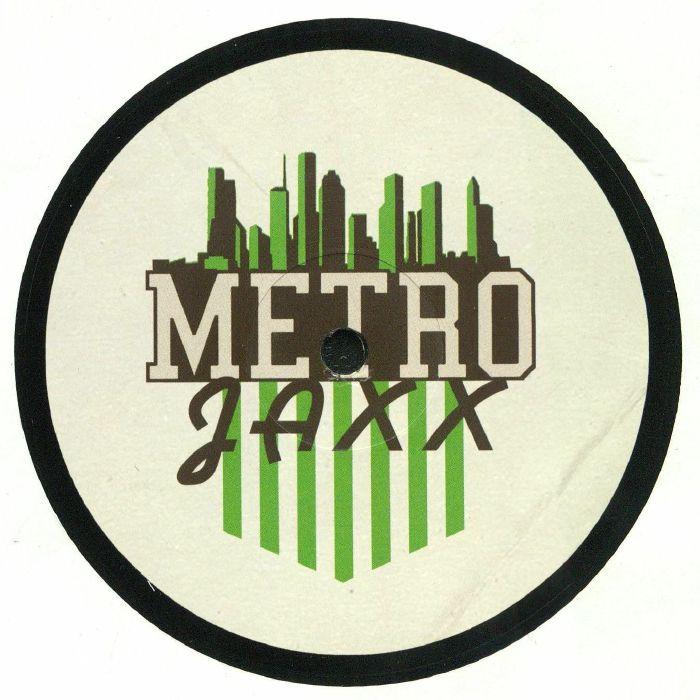 CHEVRON/GRANARY 12/NIGHTWAVE/MATT WHITEHEAD/POSTHUMAN/HAN DO JIN - Metro Jaxx Volume One