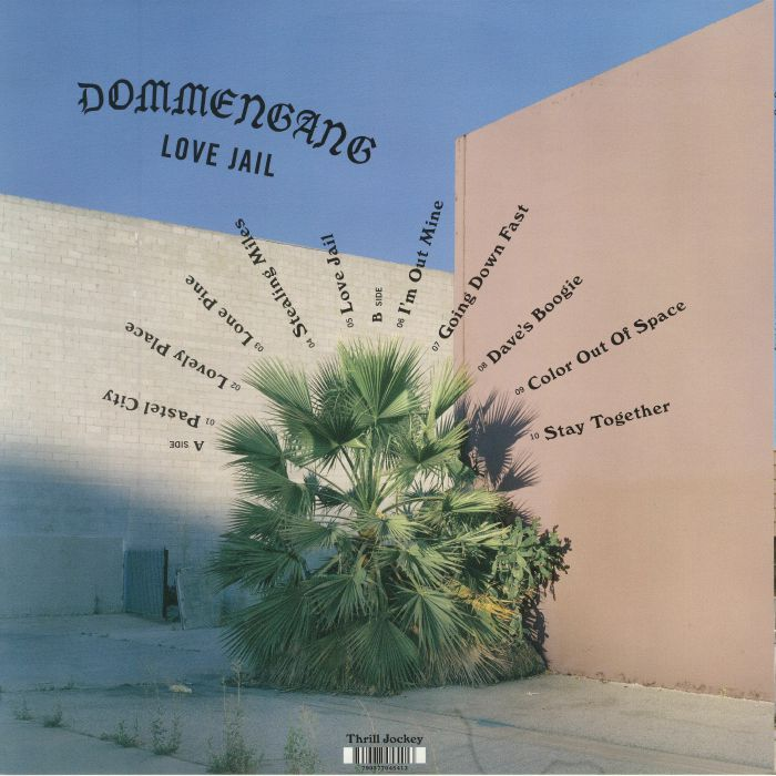 DOMMENGANG - Love Jail