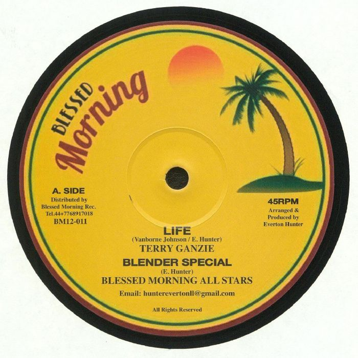 GANZIE, Terry/BLESSED MORNING ALL STARS/BENTO - Life
