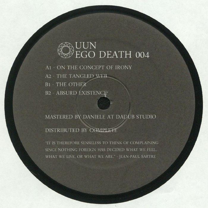 UUN - Ego Death 004