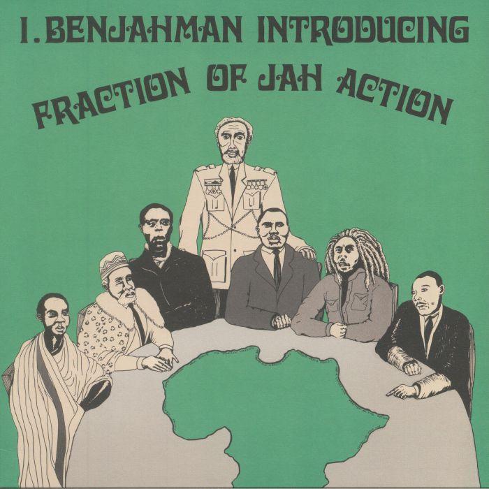 I BENJAHMAN - Fraction Of Jah Action