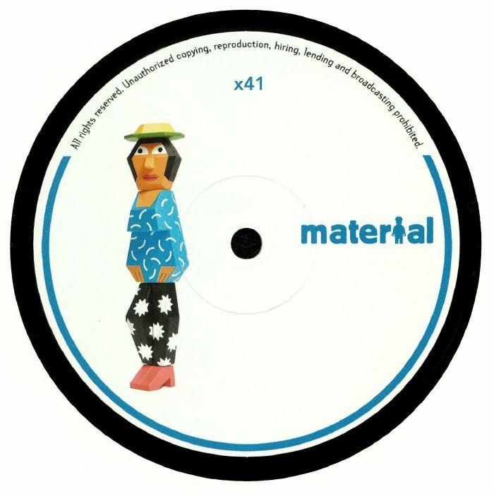 CARACCIOLO, Pasquale - Material Heads Vol 41