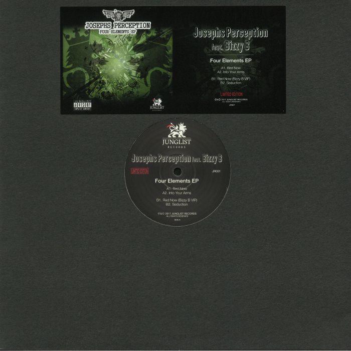 JOSEPHS PERCEPTION feat BIZZY B - Four Elements EP
