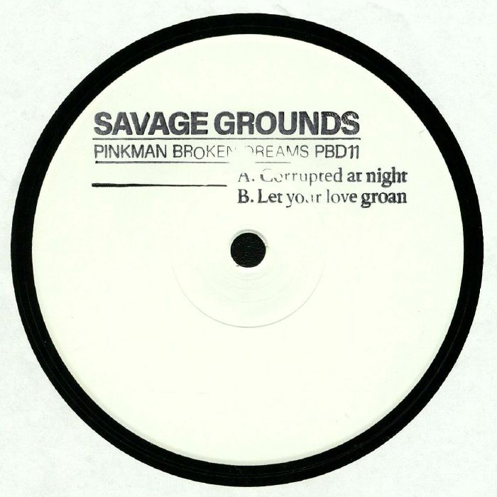 SAVAGE GROUNDS - Let Your Love Groan