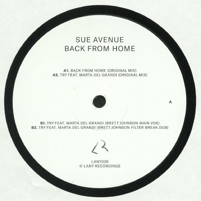 SUE AVENUE - Back From Home