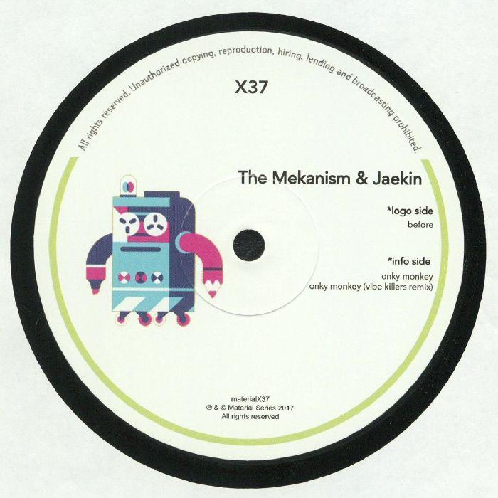 MEKANISM, The/JAEKIN - Material Heads Vol 37