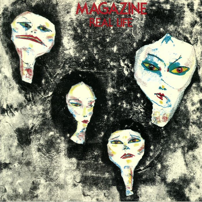 MAGAZINE - Real Life (reissue)