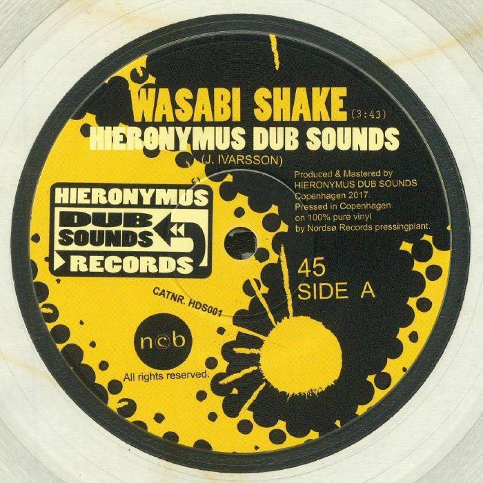 HIERONYMUS - Wasabi Shake