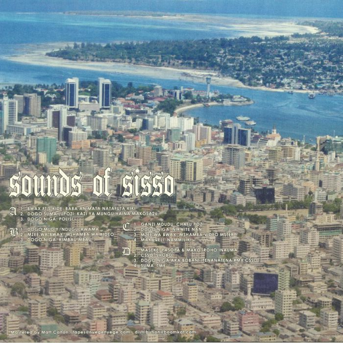 VARIOUS - Sounds Of Sisso