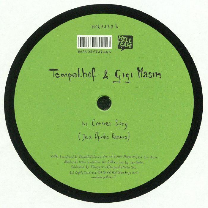 TEMPELHOF/GIGI MASIN - Corner Song