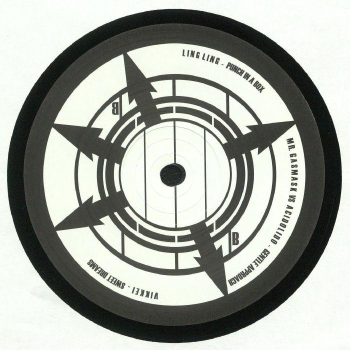 LING LING/ACIDOLIDO/MR GASMASK/VIKKEI - FTSK 08