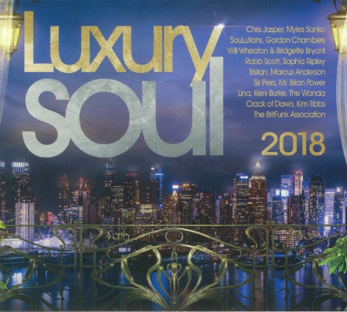 VARIOUS - Luxury Soul 2018