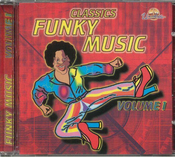VARIOUS - Classics Funky Music Volume 1