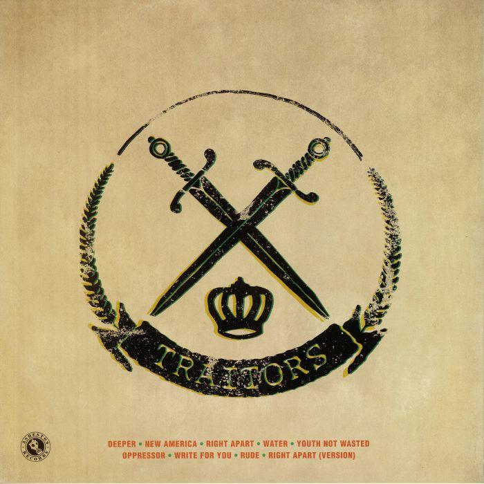 NAVARRO, J & THE TRAITORS - Criminals & Lions (reissue)