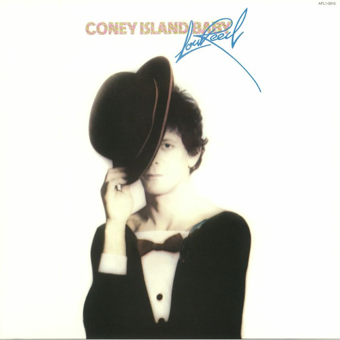 REED, Lou - Coney Island Baby (remastered)